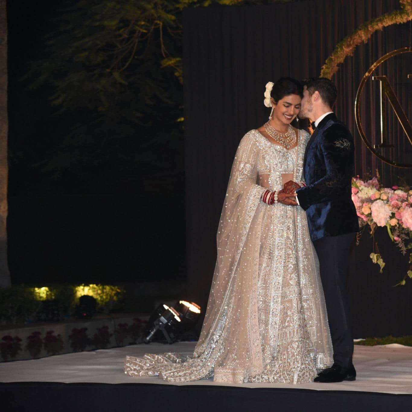 Check Out The Pictures From Priyanka Chopra And Nick Jonas' Grand Delhi Reception!