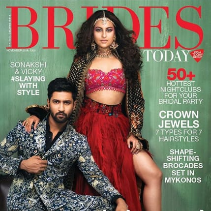 "These Pictures Of Vicky Kaushal Posing For The Cover Of A Magazine Will Make You Go ""Vicky Pleajj"""