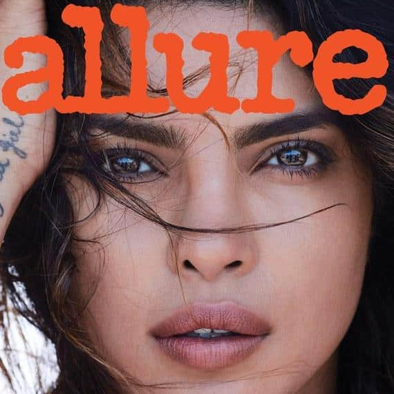 Priyanka Chopra Brings Out Her Inner Sensuality For The Cover Shoot Of Allure!