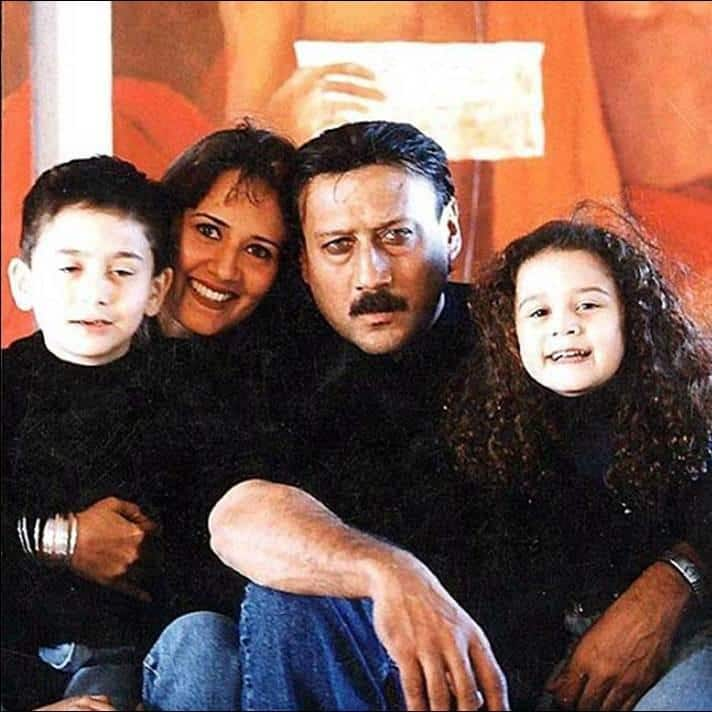 In Pictures: Jackie Shroff's Son's Journey From Being Jai Hemant To Becoming Tiger Shroff!