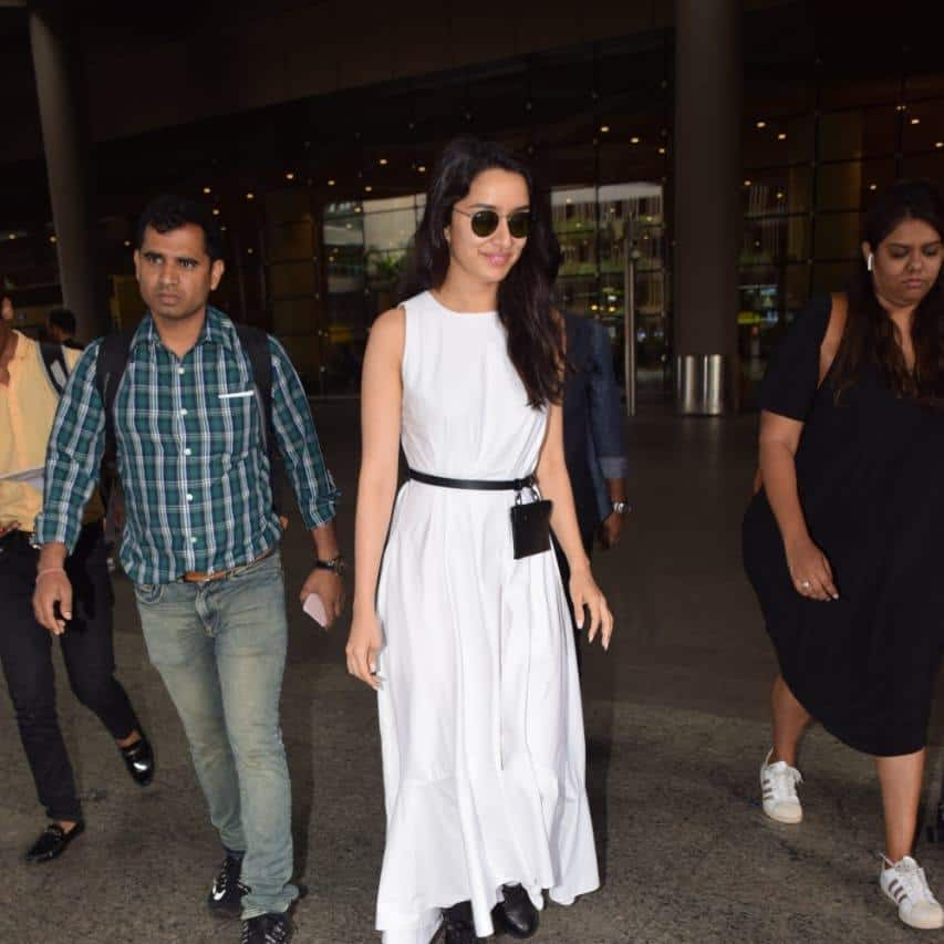 Spotted: Sushant-Shraddha Share A Light Moment With Varun Sharma, Tiger Shroff Visits An Astrologer