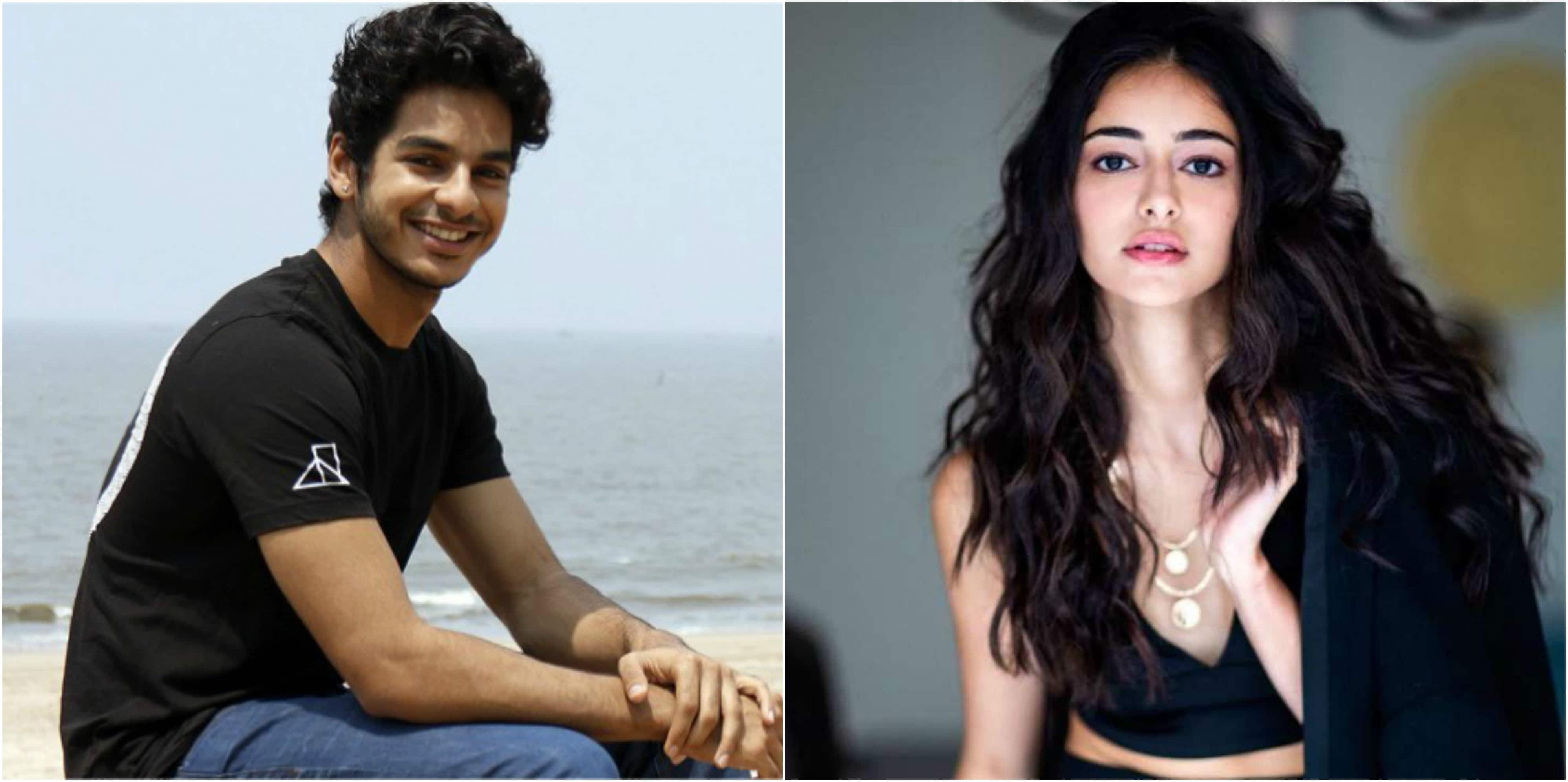 Ananya Pandey And Ishaan Khatter Signed For Ali Abbas Zafar's Next?