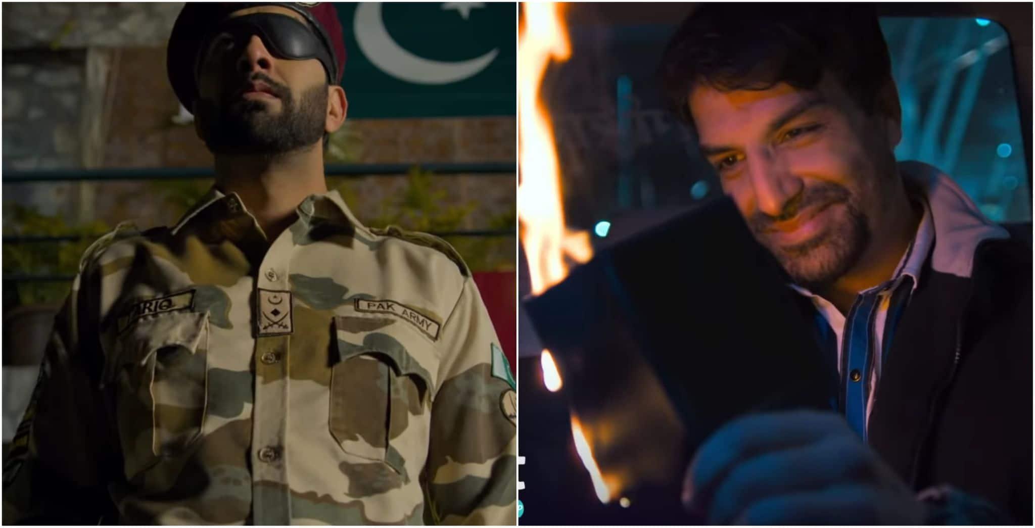 क्रैकडाउन: अमिताभ ने शेयर किया साकिब सलीम और इकबाल खान की सीरीज़ का फ़र्स्ट लुक, एक्शन की भरमार!
