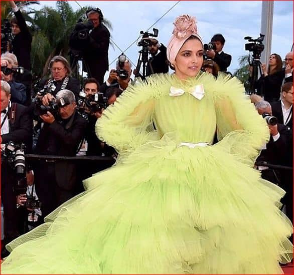 Cannes 2019: Deepika Padukone's Second Red Carpet Look Is Here And We Don't Know How To React
