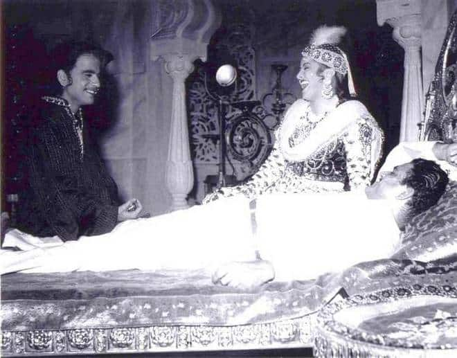 Even After 50 Days Of Shoot And Rs. 10 Lakhs Spent, No One Knew Who Would Play Anarkali In Mughal-E-Azam