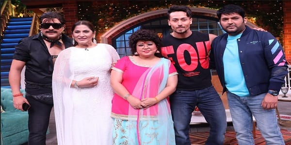 EXCLUSIVE: I Flaunted My Six Pack Abs To Impress Girls, Revealed Tiger Shroff On The Kapil Sharma Show