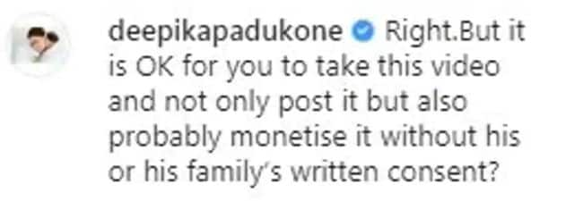 Papparazzo Replies To Deepika's Monetising Comment On Sushant Singh Rajput's Video, Says, 'This Is A Mean Industry'