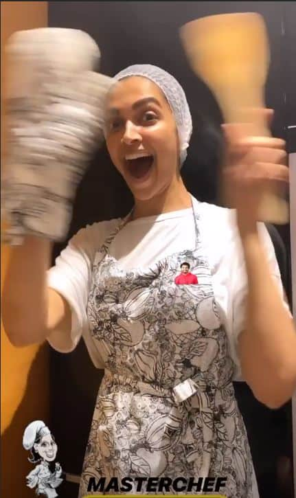 Ranveer Singh Gives Us A Glimpse Of Deepika Padukone's Culinary Skills, Shares Pictures Of Yummy Food She Cooked For Dinner