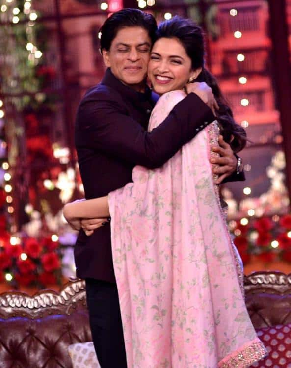 Deepika Padukone To Reunite With Shah Rukh Khan For A Big YRF Film? Here's What We Know