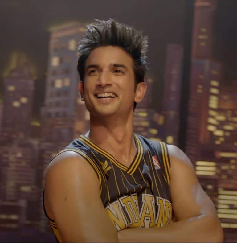Dil Bechara Title Track: Sushant Singh Rajput Reminds Us Once Again How Impeccable A Dancer And An Actor He Was!