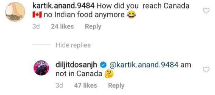 Is Diljit Dosanjh In Canada Or California? Fans Suspect So As His Kitchen Looks Different In The Latest Cooking Video