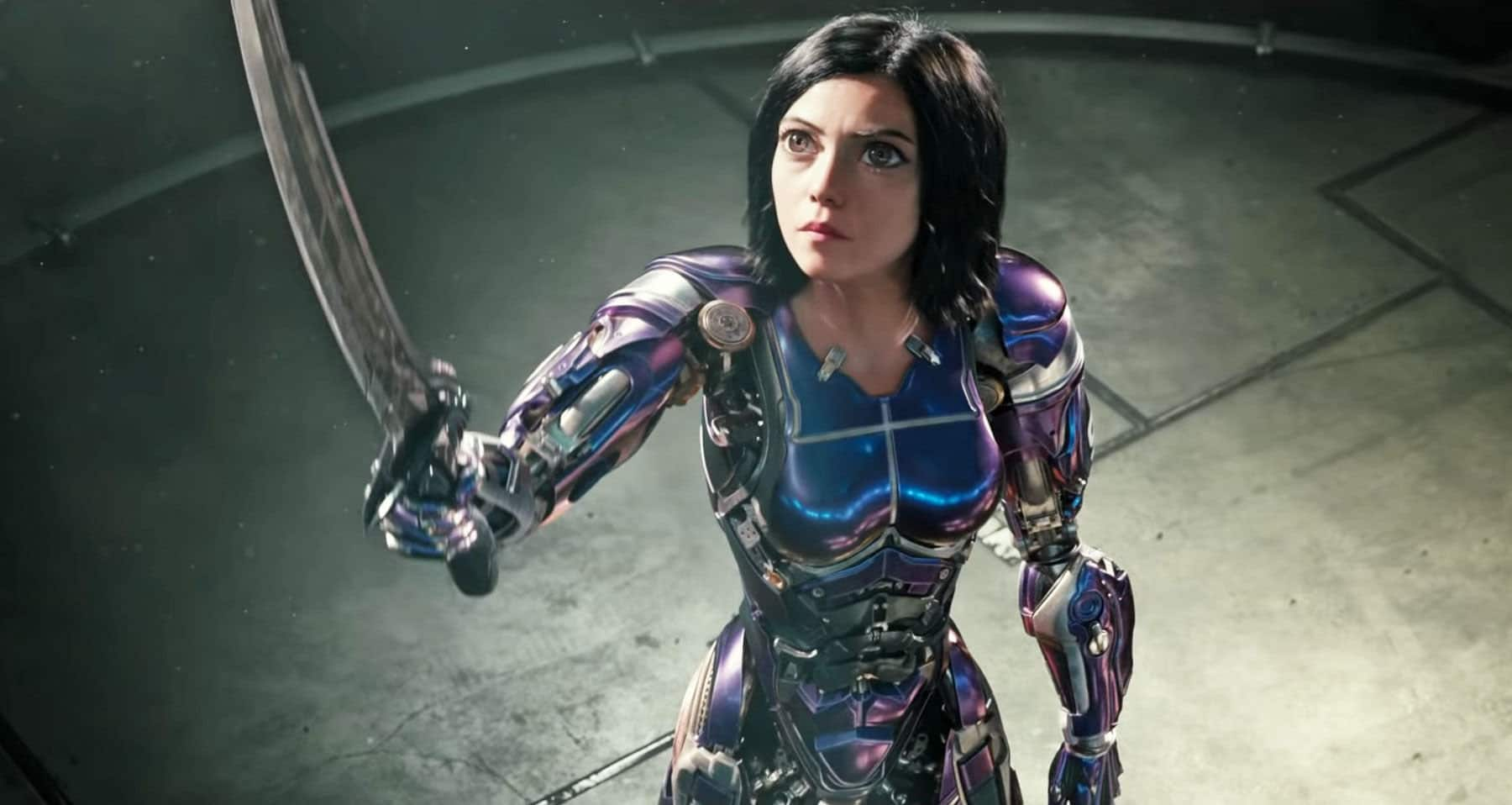 Alita: Battle Angel - Exhilarating Action and Stunning Visuals
