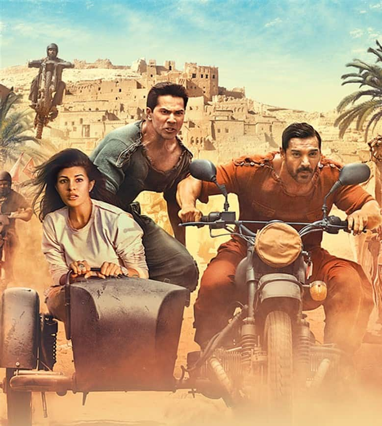 Varun Dhawan Celebrates 4 Years Of Dishoom; Reveals Why John Abraham Ate 21 Watermelons In One Day
