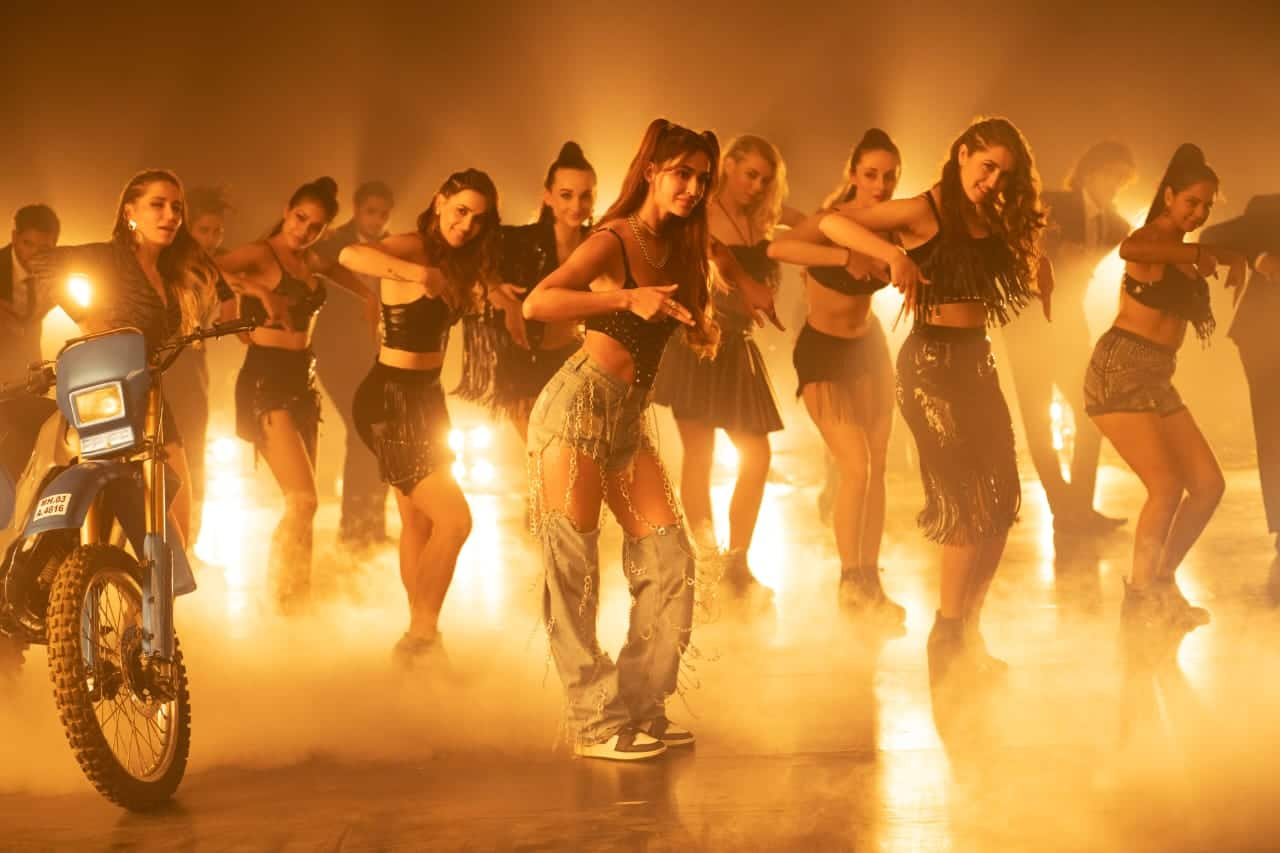 Disha Patani's Stunning Outfits From Radhe Title Track Have Us Hooked