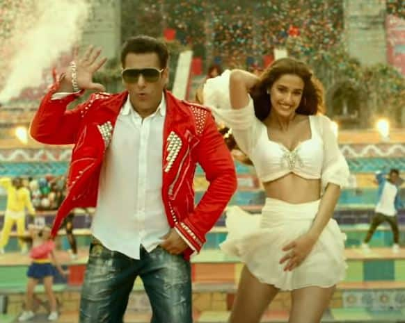 Radhe's Zoom Zoom Song: Salman Khan And Disha Patani Romance In This Peppy Number; Watch