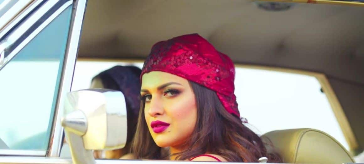 Himanshi Khurana's Killer Attitude Is The Highlight Of Her Latest Music Video Distance; Watch