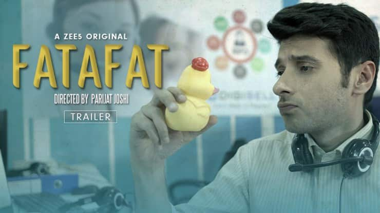 """Film Fatafat Is All About A Feeling"""", Says Mirzapur Actor Divyenndu On His Zee 5 Originals Short film Fatafat"""