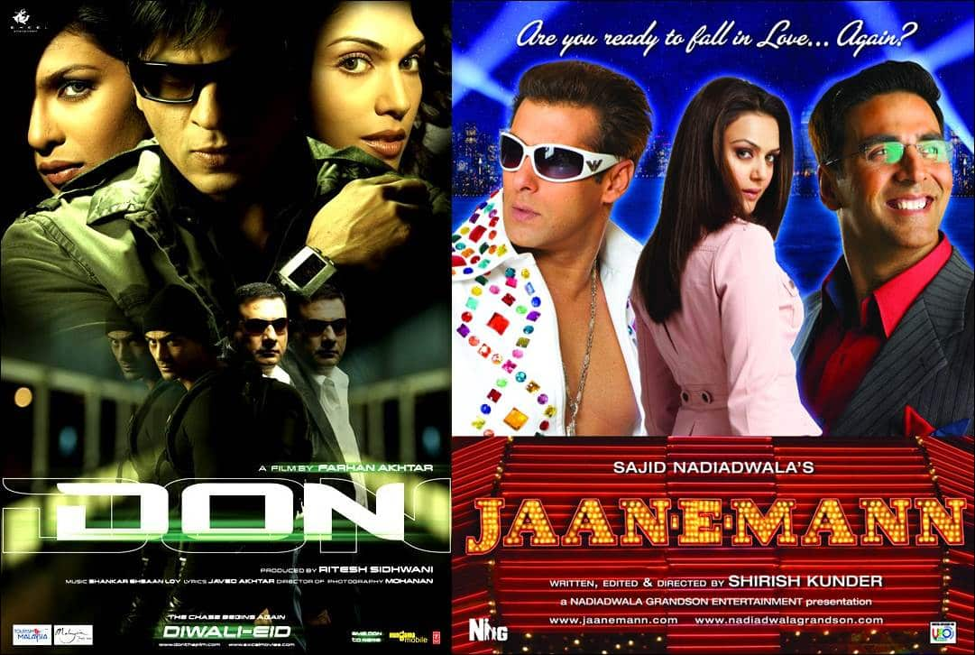 When Bollywood Exes Clashed At The Box Office, Here Is Who Emerged As The Winner
