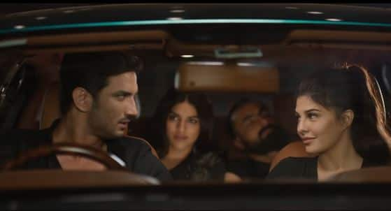 Drive Trailer: Sushant Singh Rajput And Jacqueline Fernandez's Heist Film Looks Neither Here Nor There
