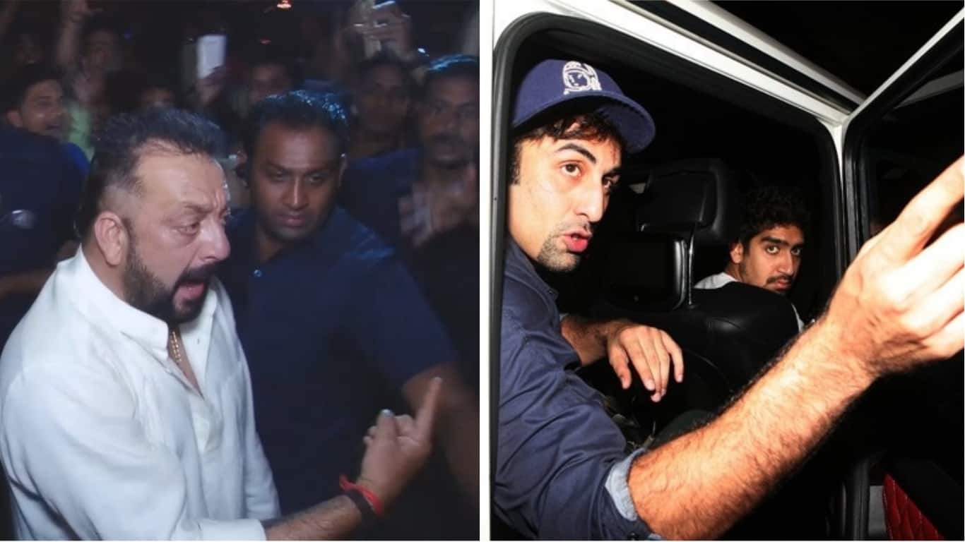 These Eerie Similarities Between Ranbir Kapoor and Sanjay Dutt, Indeed Makes Ranbir The Best Person To Play Sanjay On-Screen