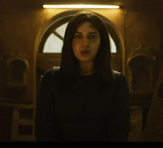 Durgamati Trailer Bhumi Pednekar Transforms Into A Ghost Queen In The Remake Of Bhaagamathie Watch