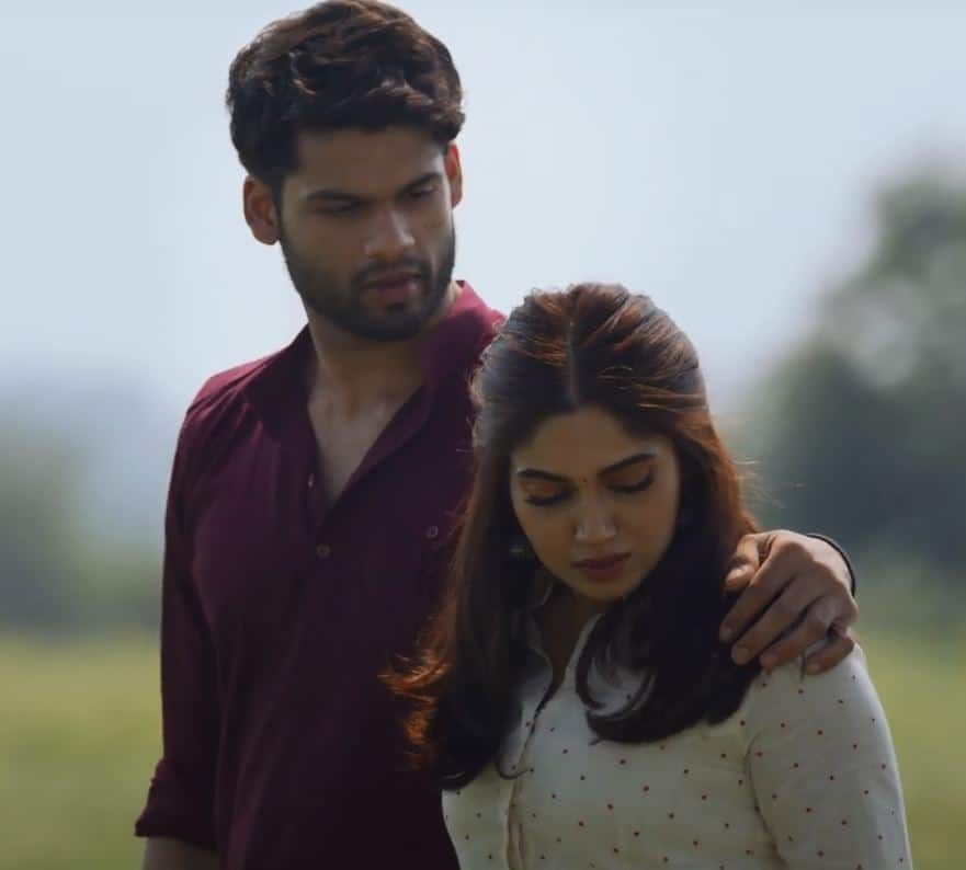 Durgamati's First Song Baras Baras Captures The Heartening Love Story Of Bhumi Pednekar And Karan Kapadia, Watch...