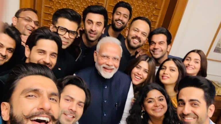 Prime Minister Narendra Modi Urges Filmmakers To Shoot Extensively In Kashmir As A Move To Create Employment