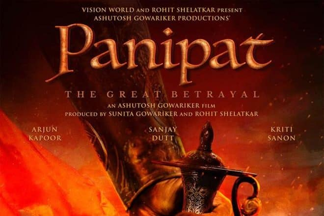 Our Very Own Sanju Baba Starts Shooting With The Panipat Cast Today