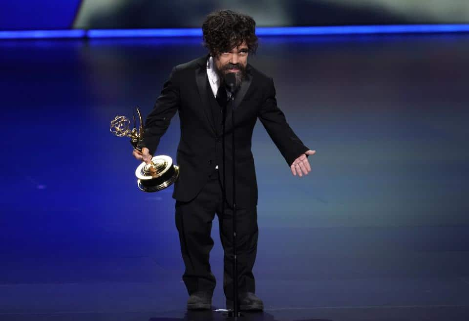 Emmy Awards 2019: Peter Dinklage Creates History Winning His Fourth Emmy For Game Of Thrones