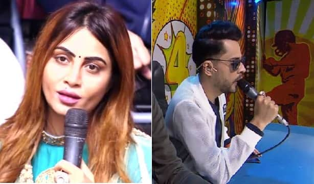 Arshi Khan And TV Actor Kunal Pandit Fight Dirty in ALTBalaji's BCL