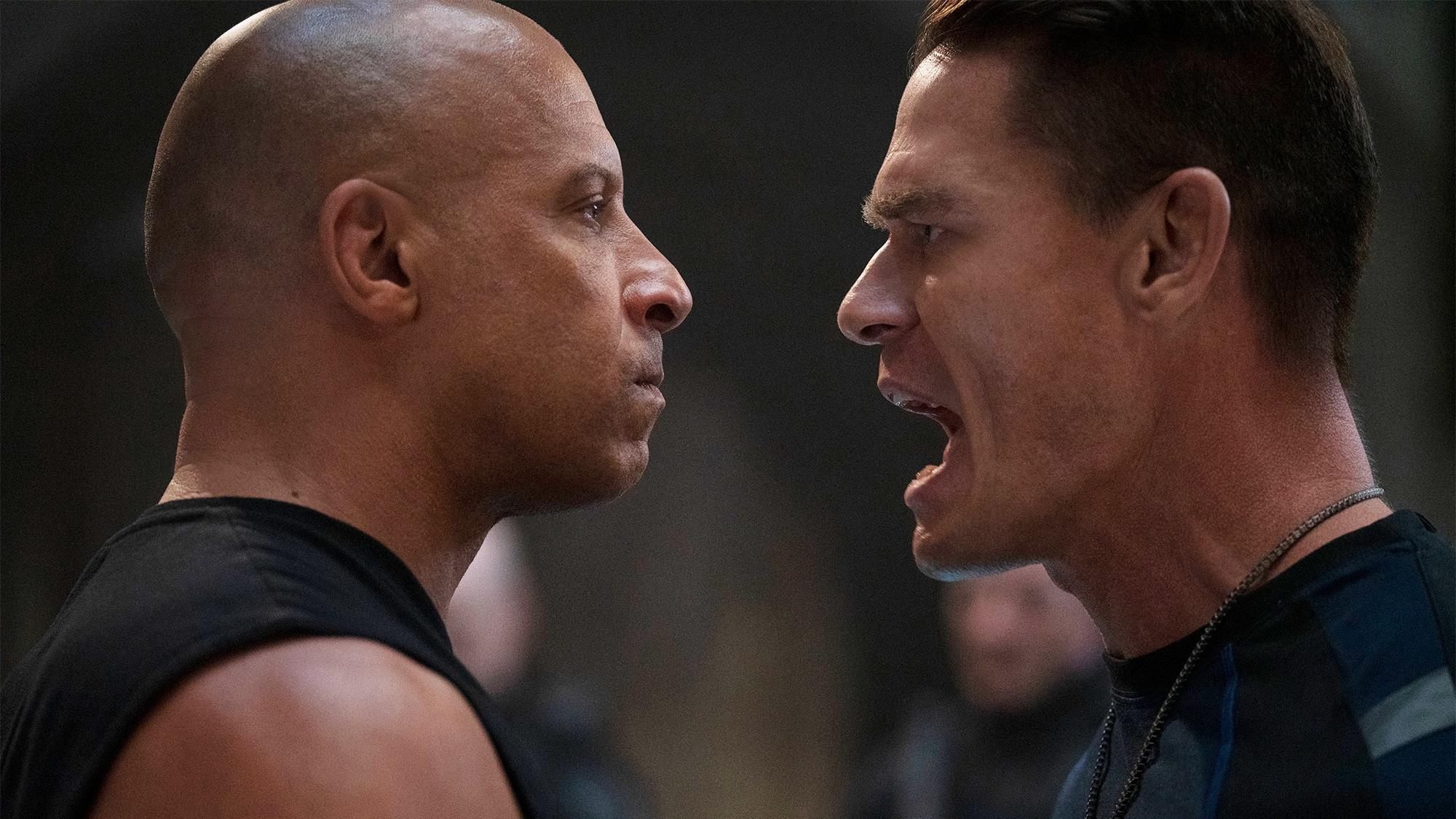 Vin Diesel's F9: The Fast Saga smashes pandemic-era opening record