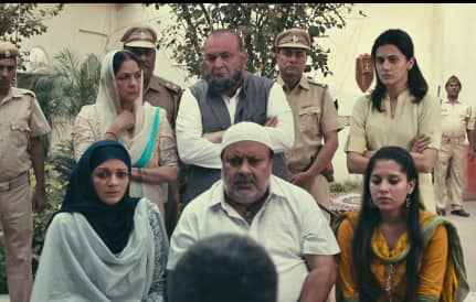 Mulk Trailer Breakdown:  Rishi Kapoor and Tapsee Pannu Shines Bright In The Mulk Trailer