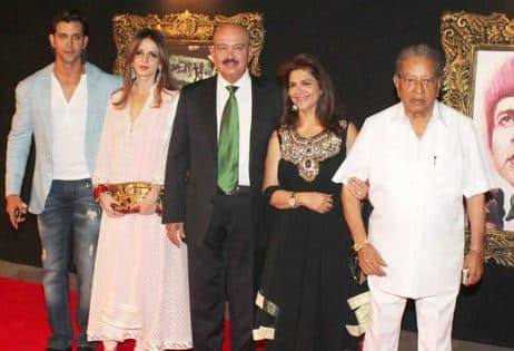 Hrithik Roshan's Grandfather, J.Om Prakash Passes Away At The Age Of 93