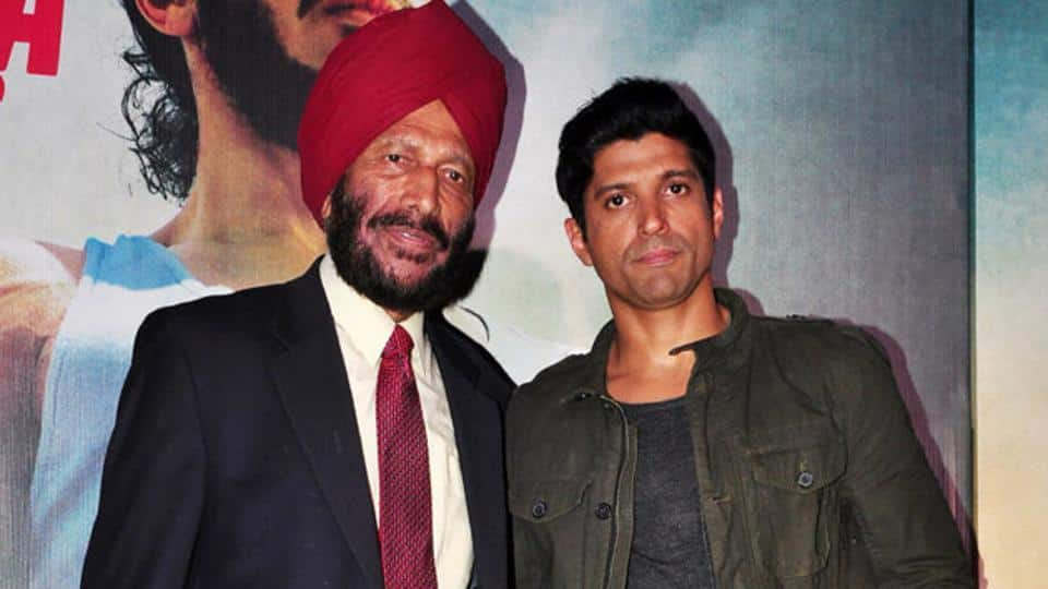 Bhaag Milkha Bhaag Inspired The Cast So Much That Sonam's Fee Was Rs. 11 And Prakash Raj Was Willing To Pay To Be In It