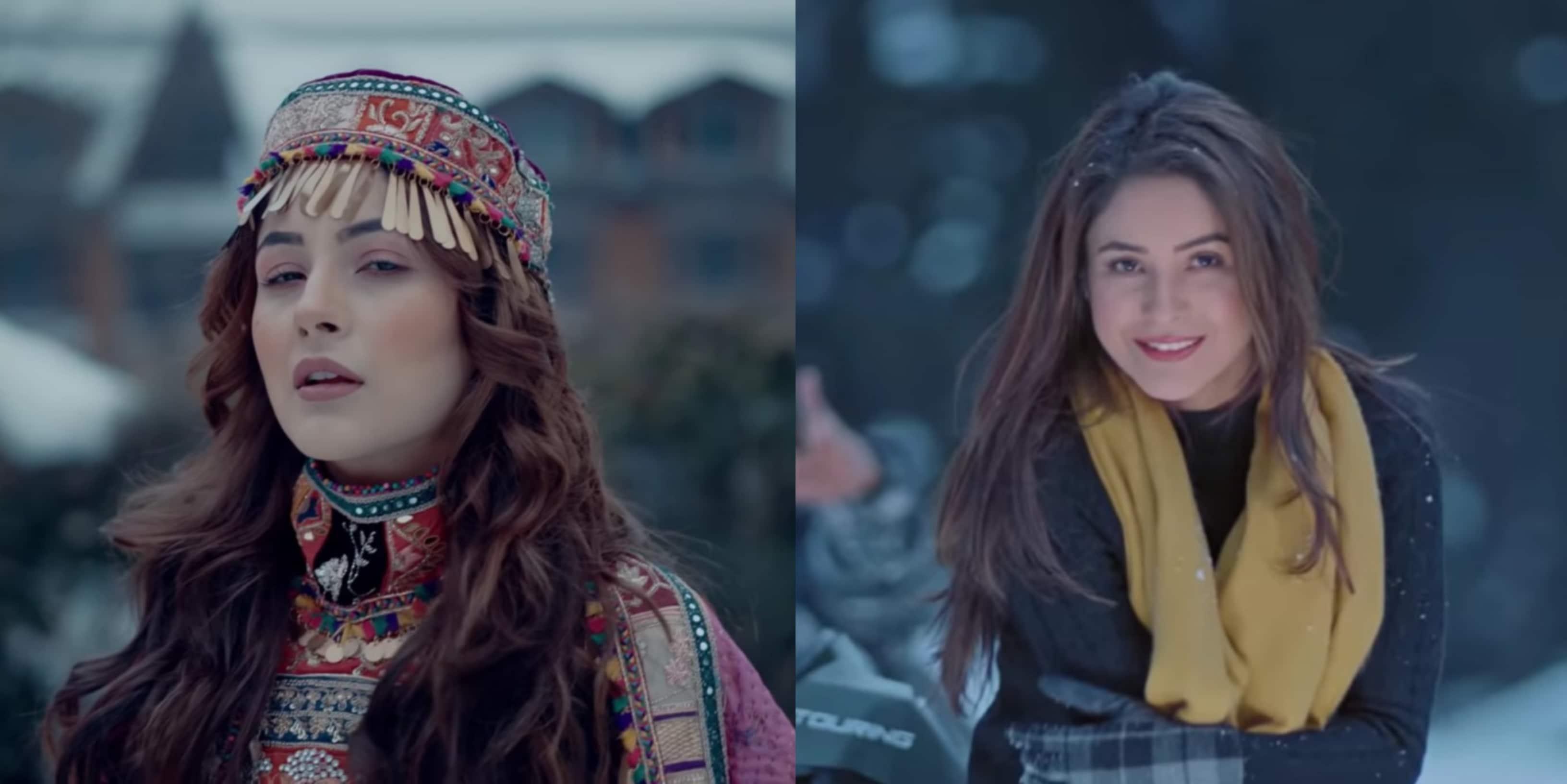 शहनाज गिल और बादशाह का फ्लाई गाना रिलीज, कश्मीर में मिलेगी स्विट्जरलैंड वाली फील