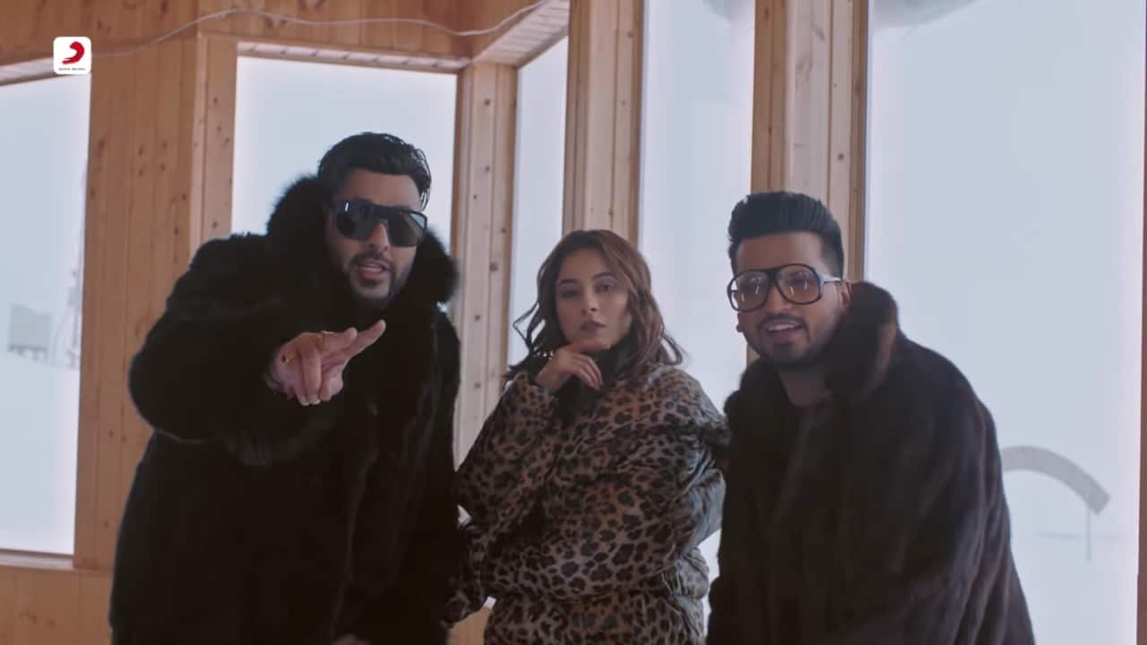 Fly Song: Shehnaaz And Badshah Give Switzerland Feels In Kashmir With Impressive Chemistry & Amusing Lyrics