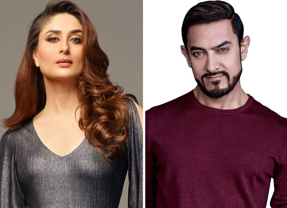 Kareena Kapoor Says She's An Aamir Khan Fan, 'When I'm With Him I Just Freeze, He's Always Morphing Into Somebody Else'