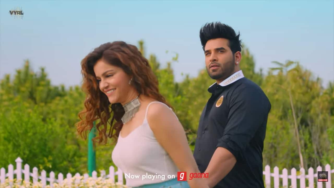 Paras Chhabra Breaks Rubina Dilaik's Heart And Shatters Her Trust In Their Music Video Galat; Watch