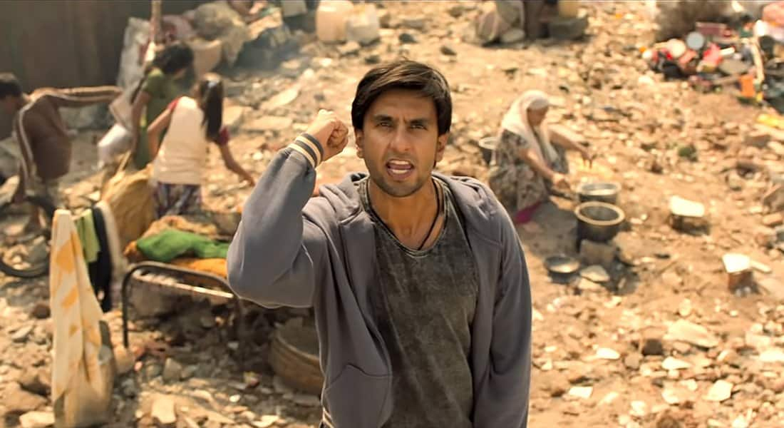 Ranveer Singh's Gully Boy Bags The Best Film Award At The Indian Film Festival Of Melboune