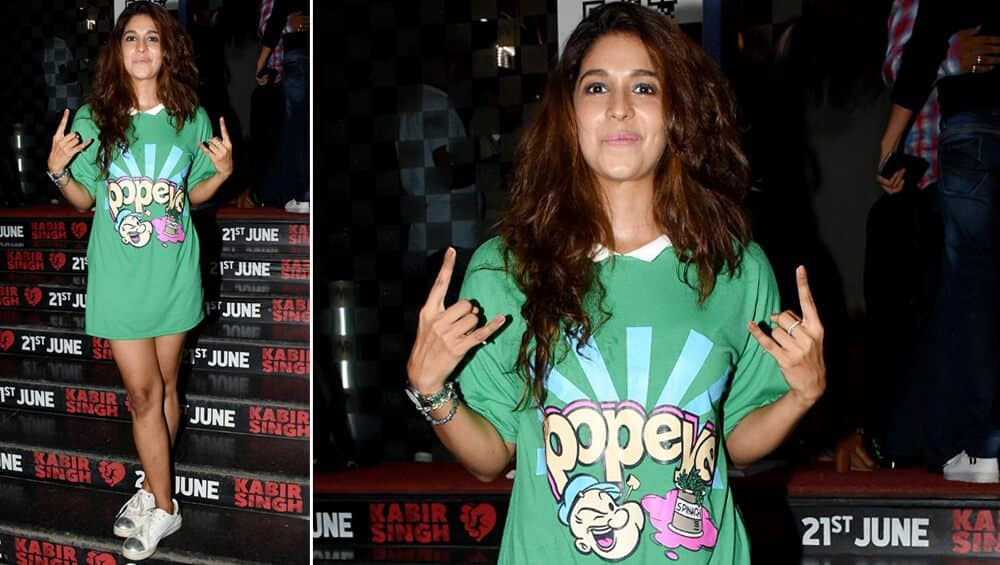 Vicky Kaushal And Harleen Sethi Attend The Kabir Singh Special Screening Post Breakup!