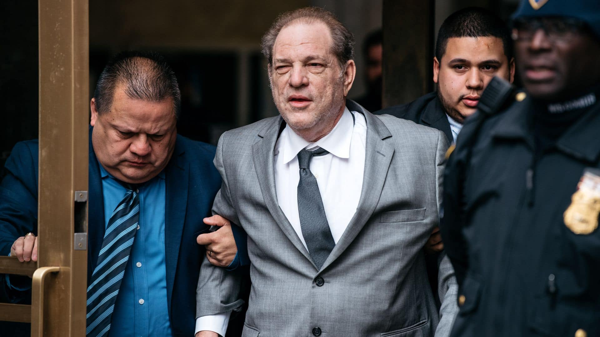 Harvey Weinstein Faces Yet Another Sexual Assault Charge After Recovering From COVID-19