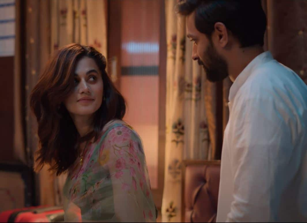 Haseen Dillruba's song Dil Melt Karda is all about the sparks that fly in a relationship; watch