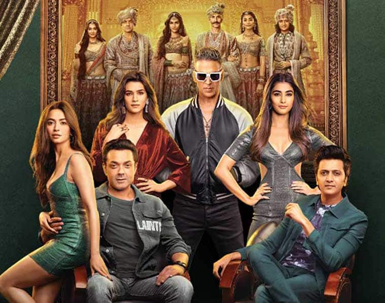 Housefull 4 Box-Office Day 4: Akshay Kumar's Re-Incarnation Comedy Inches Towards Rs. 100 Crore