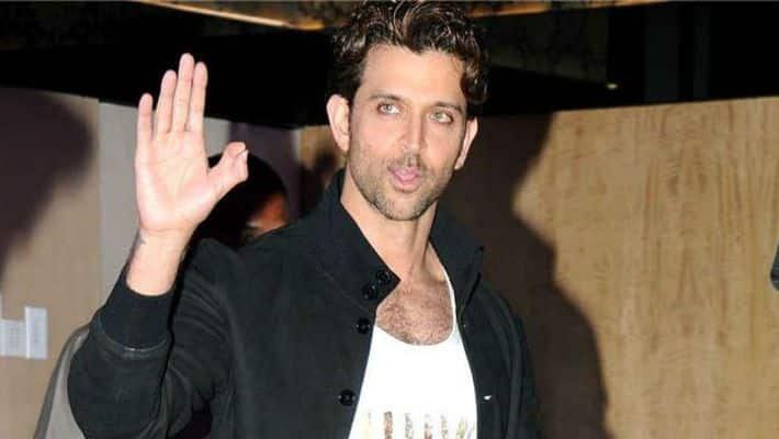 Hrithik Roshan prays for peace