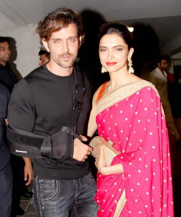 Deepika Padukone Says Her Cake Feeding Video With Hrithik Roshan Is A Wake Up Call For Filmmakers