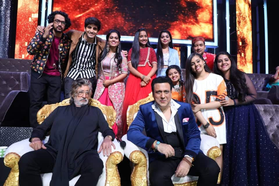 Indian Idol 12: Iconic Comic Duo Govinda And Shakti Kapoor Reunite On The Show, Promise An Evening Packed With Fun