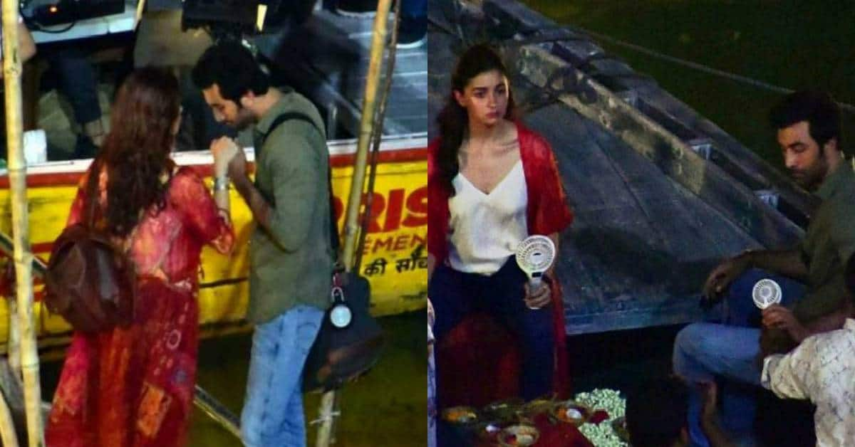 Here Is Why Ranbir And Alia Dropped The Shooting Of Brahmastra In Varanasi Midway And Rushed To Mumbai