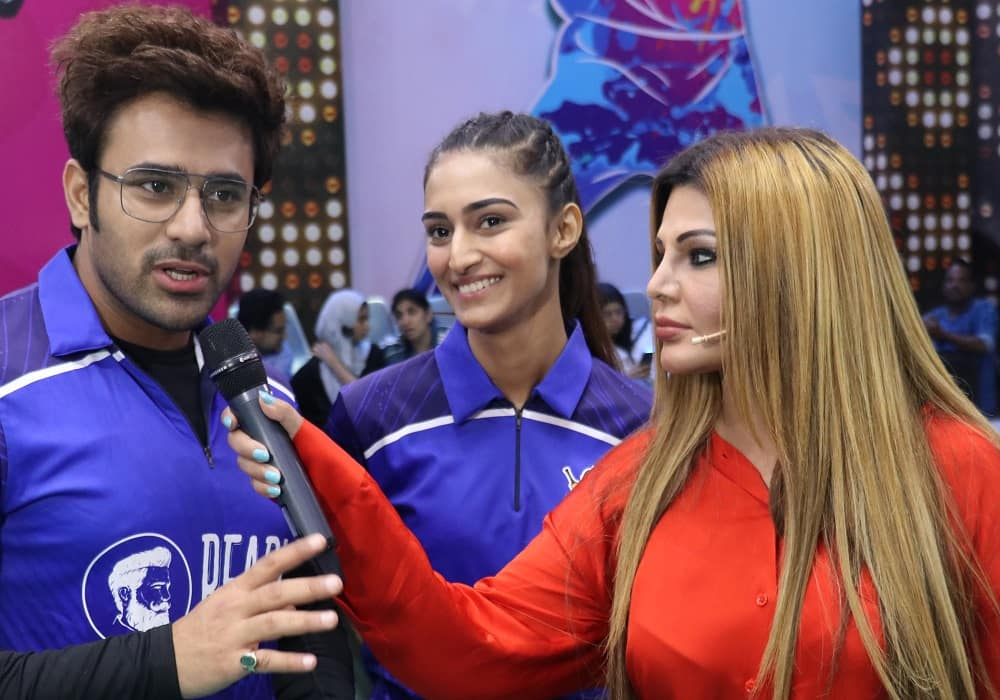 Pooja Bannerjee, Erica Fernandez Are The Hottest BCL Players, Says Rakhi Sawant