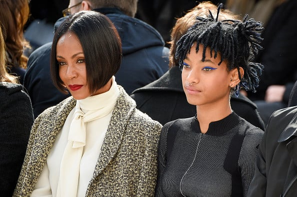 Jada Pinkett Smith And Daughter Willow Smith To Team Up For New Duet
