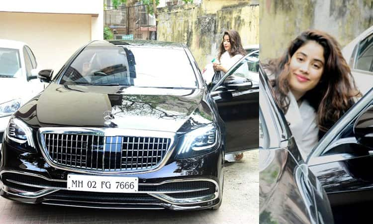 Janhvi Kapoor Buys A Luxury Car And Its Sridevi Connect Is Heart-Touching!